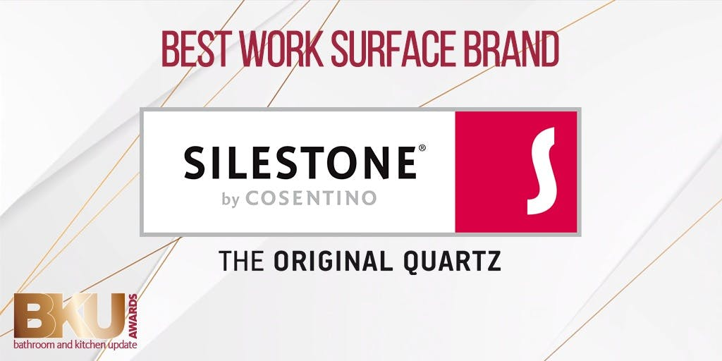 Image of bestworksurface in Silestone® Voted Best Work Surface in BKU Awards 2020 - Cosentino