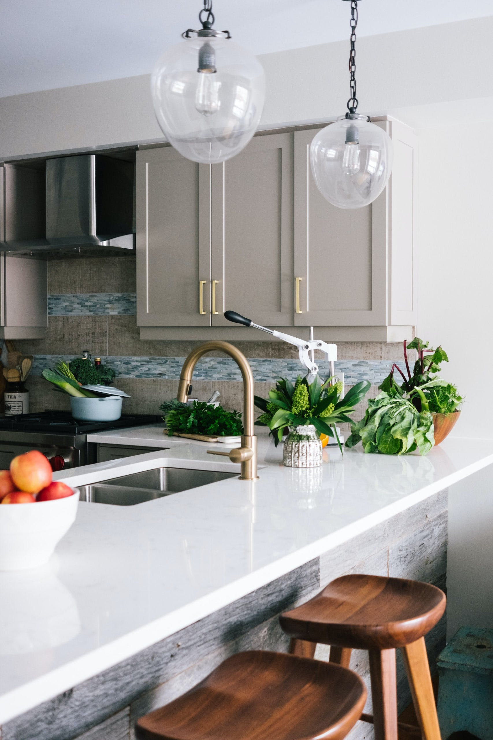 Image of christian mackie cc0Gg3BegjE unsplash 1 scaled 1 in Spending more time at home? Get the most from your kitchen with these ideas - Cosentino