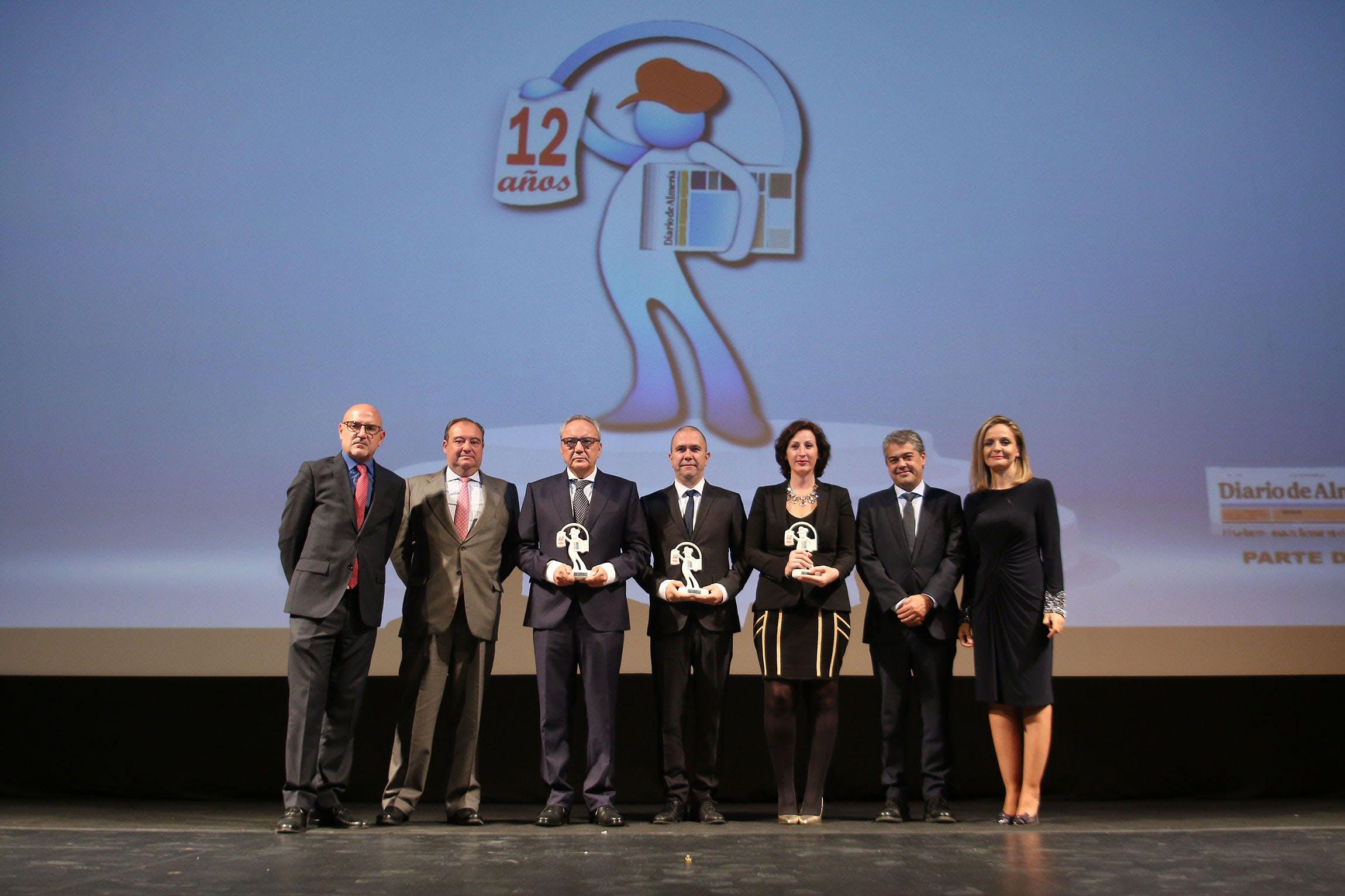 Image of cosentino2 1 in Francisco Martinez-Cosentino Justo recognized with Diario de Almeria 2019 Award - Cosentino
