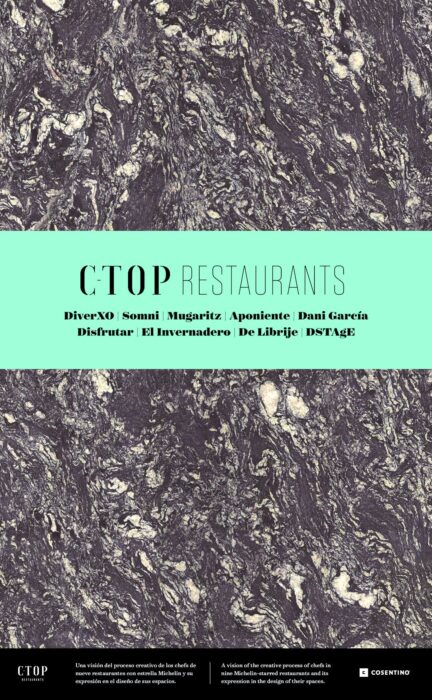 """Image of ctop portada 1 in Stevie Awards for """"C-Top Restaurants"""" - Cosentino"""