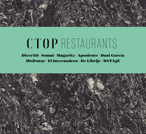 """Image of ctop portada in Stevie Awards for """"C-Top Restaurants"""" - Cosentino"""