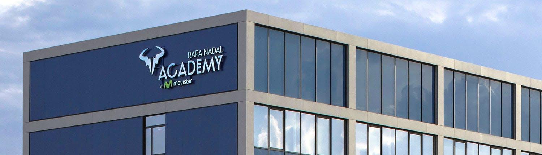 Image of dekton rafa nadal academy by movistar 01 2 in Rafa Nadal Academy by Movistar - Cosentino