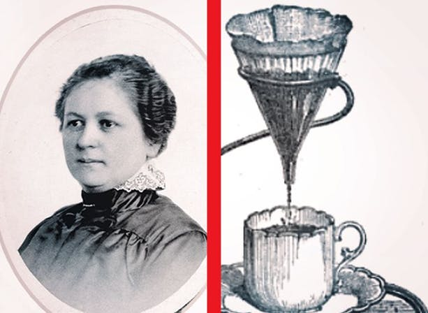 Image of filtro de cafe in Five kitchen items invented by women - Cosentino