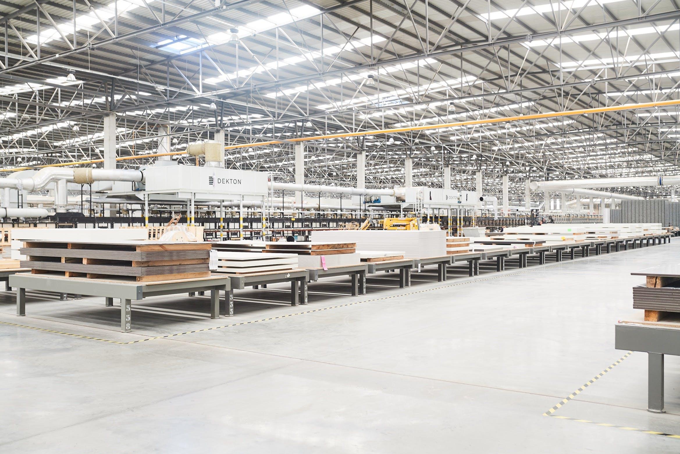 Image of interior fabrica dekton 2017 1 in Cosentino places its faith in innovation to contribute to the 2030 Agenda - Cosentino