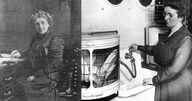 Image of lavavajillas 1 in Five kitchen items invented by women - Cosentino