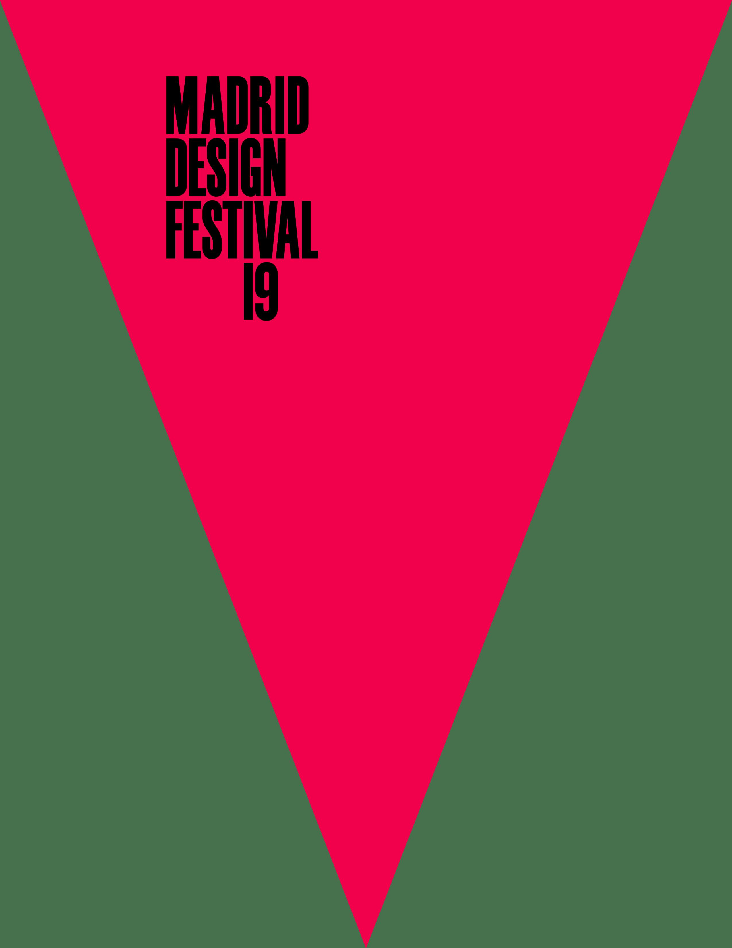 Image of logo integrado triangulo RGB 1 in Cosentino sponsors the Madrid Design Festival 2019 - Cosentino