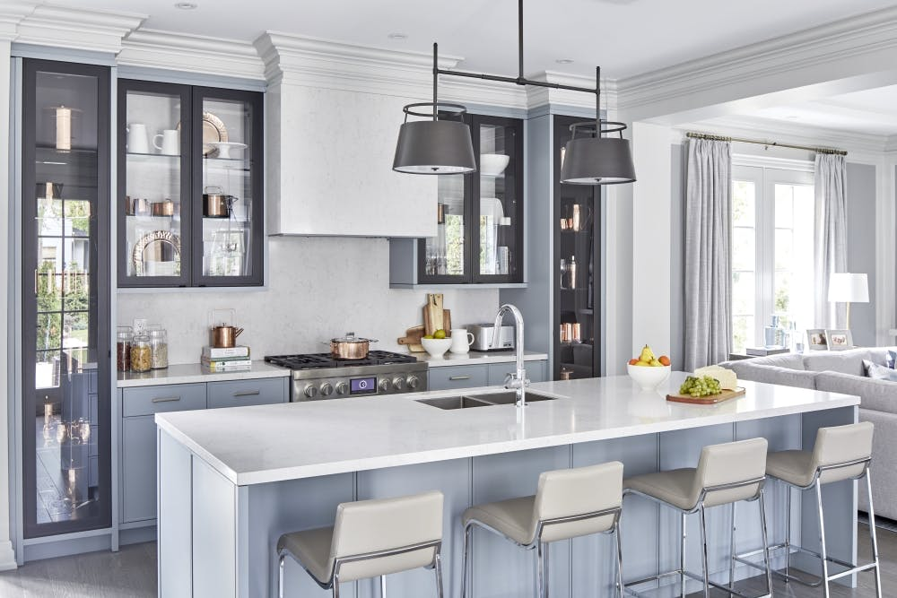Image of margaret 1 in Different styles and trends create this dream home - Cosentino
