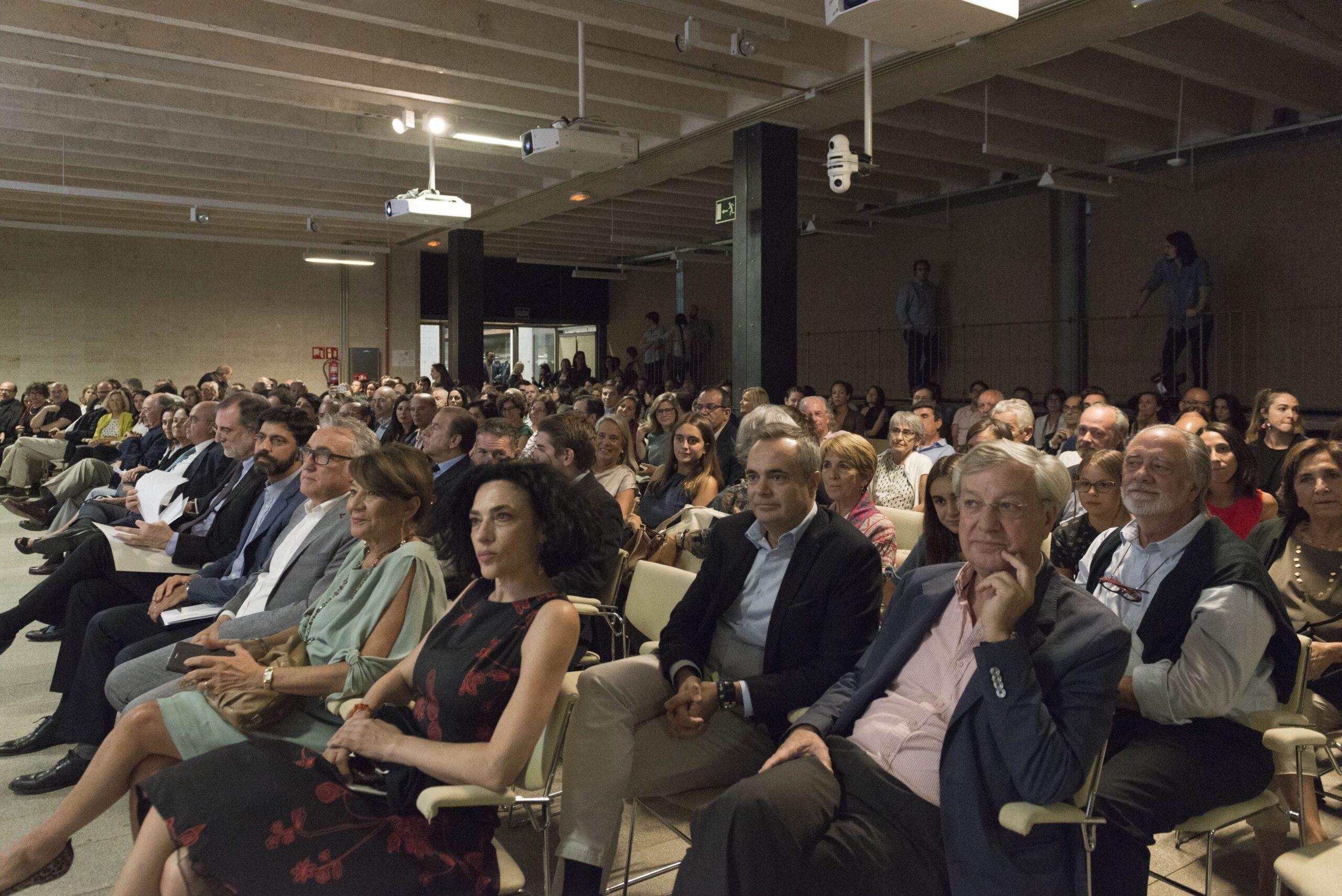 Image of prensa acto premiosCOAM Foto de AAmado 1 scaled in Madrid Architecture Week 2018 - Cosentino