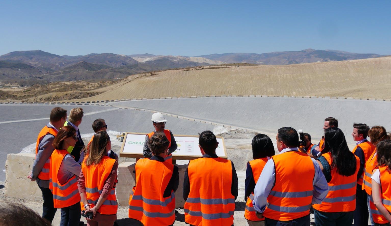 Image of presentacion Planta Residuos Cosentino 1 in Cosentino builds a Waste Management Facility - Cosentino