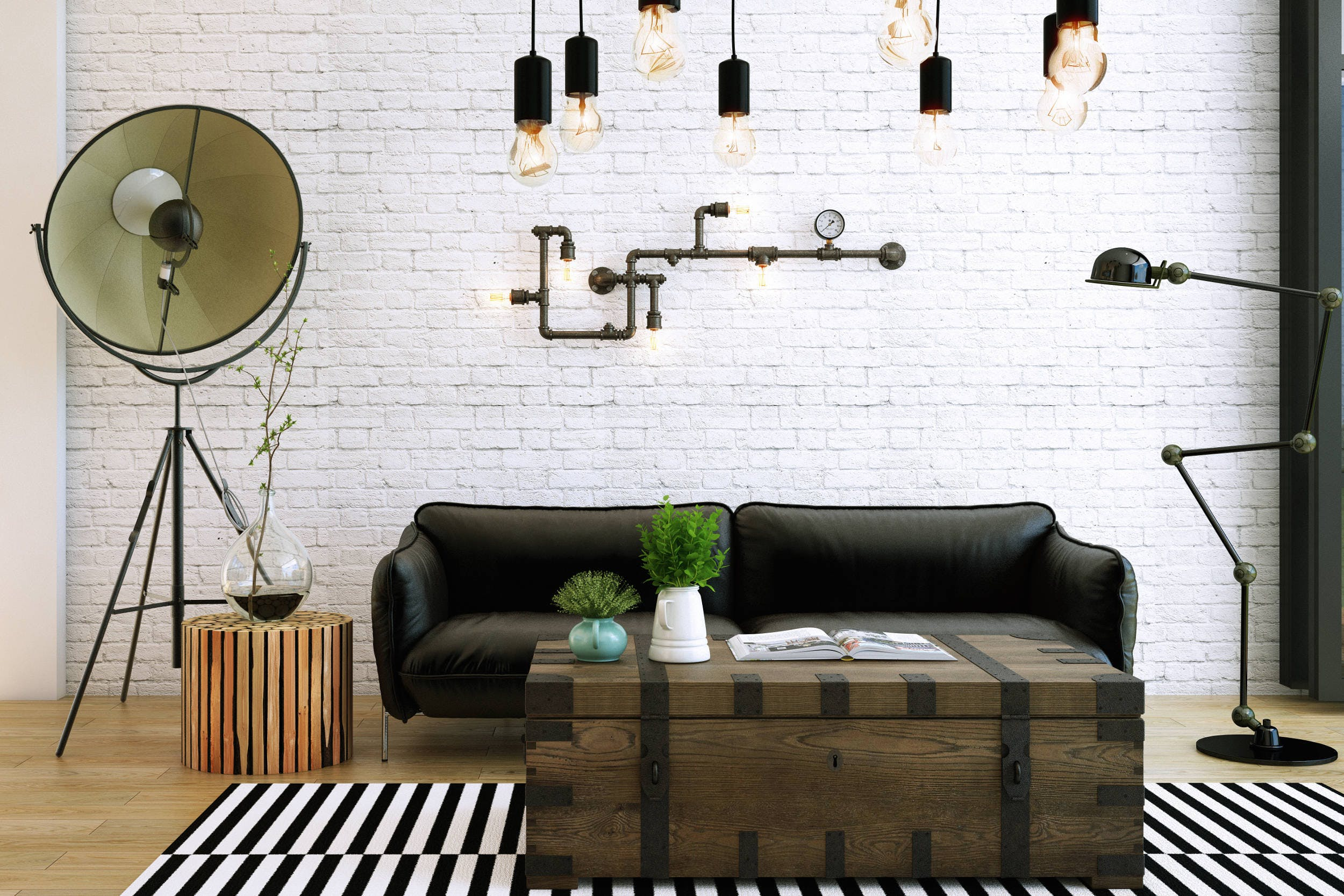 Image of shutterstock 1068732656 1 in Industrial style in interior design - Cosentino