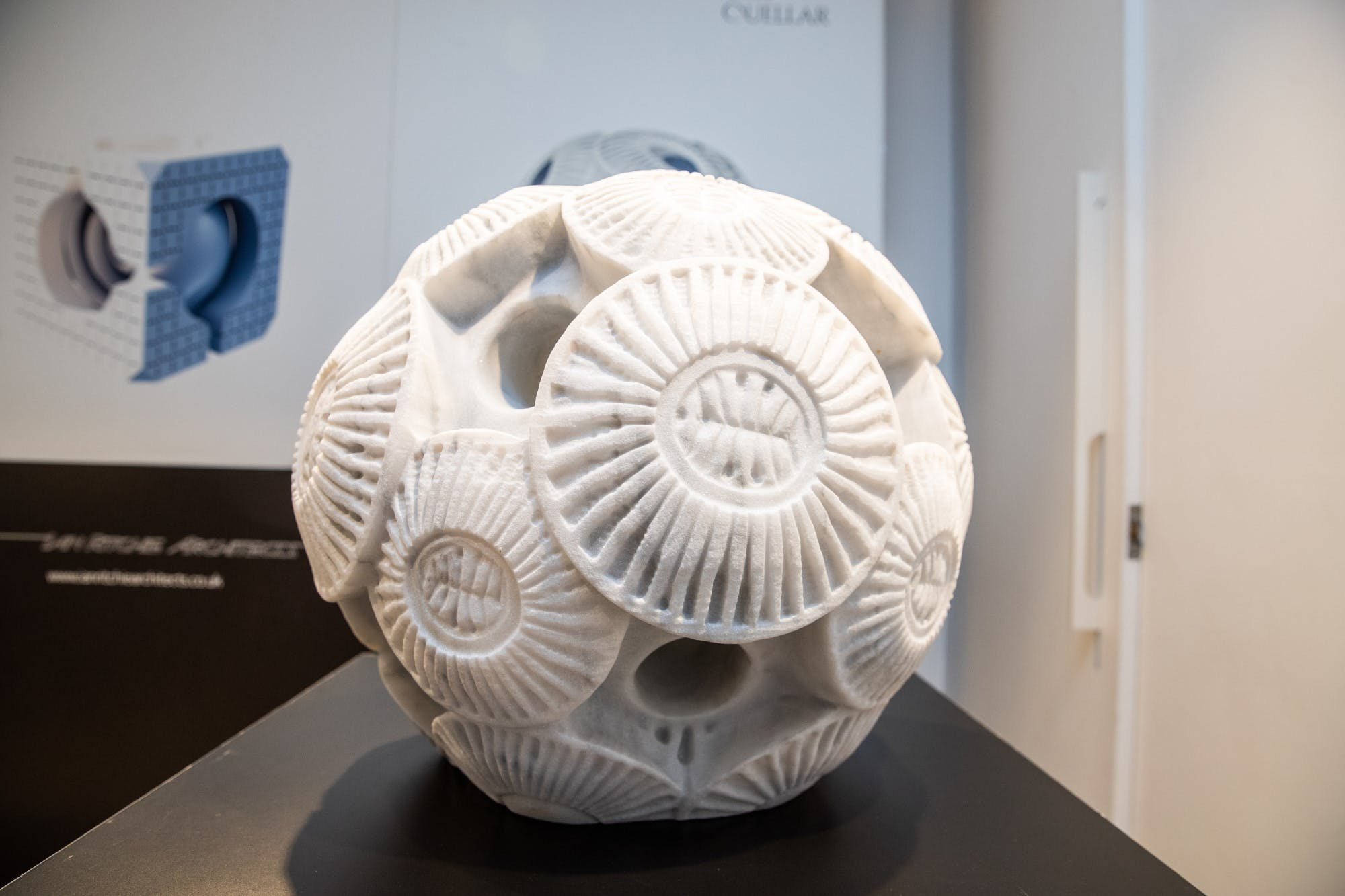 Image of tonkin liu Sculpture 4 in Cosentino Announces the Winners of its Carved in Stone Competition - Cosentino