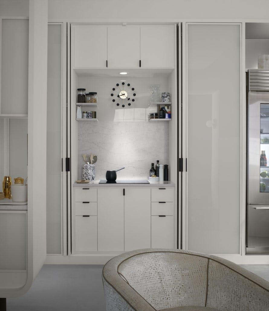 Image of zac27565 rgb 890x1030 1 1 in Silestone Trendspotter Drew McGukin's Studio Kitchen - Cosentino