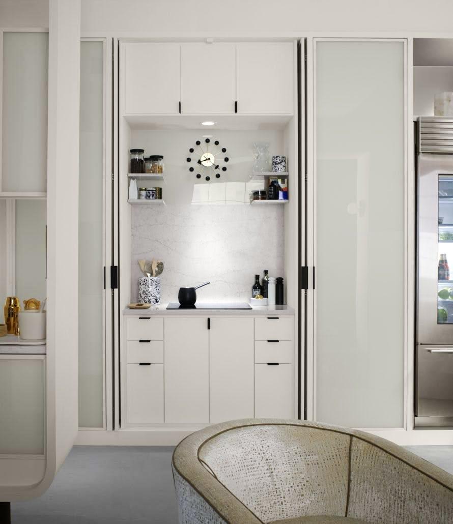 Image of zac27565 rgb 890x1030 1 2 in Silestone Trendspotter Drew McGukin's Studio Kitchen - Cosentino
