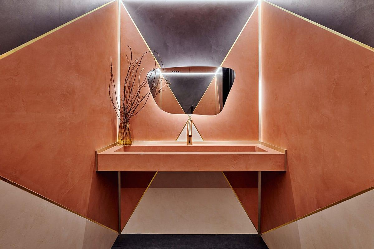 Image of Soledad Ordoñez Backgamoon mood Dekton by Cosentino Foto Craus Fotografía Arquitectura web in Cosentino at Casa Decor Madrid 2021 - Cosentino