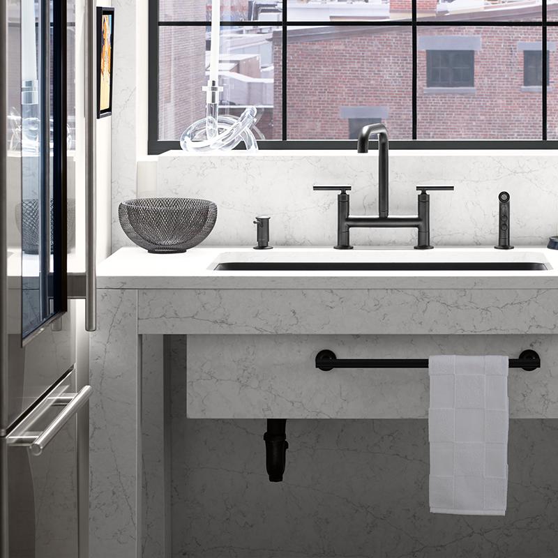 Image of cos encimeras in Bathrooms - Cosentino