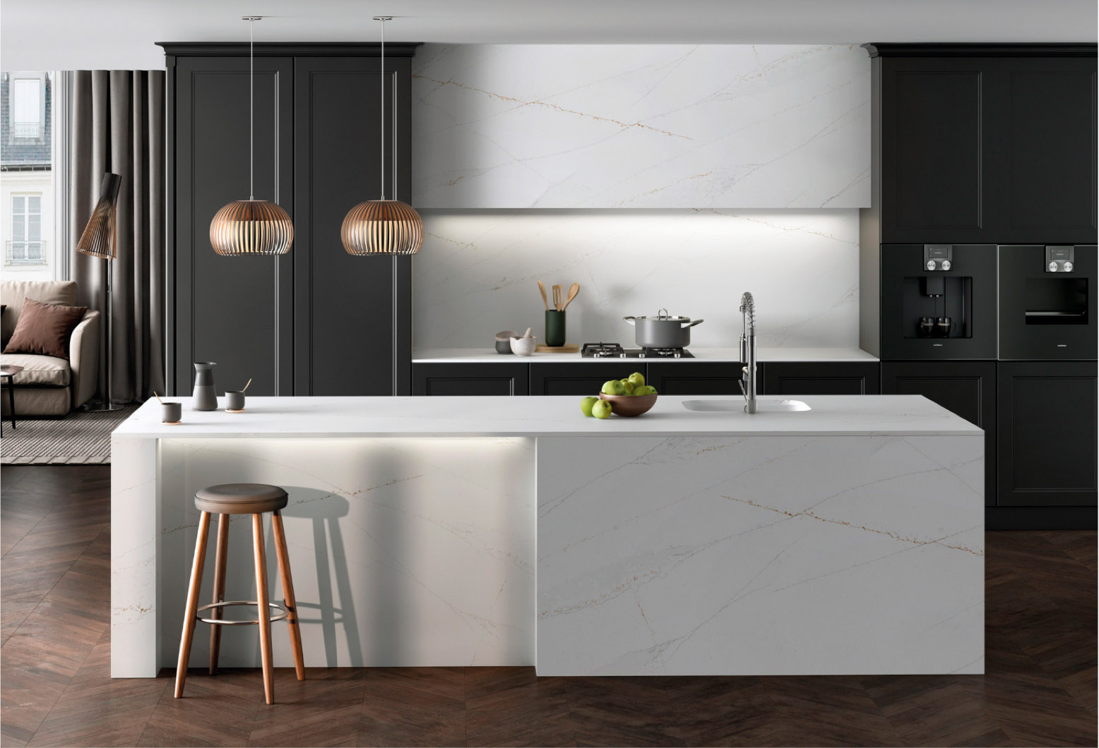 Image of Ambiente Glow in Ethereal Glow - Cosentino