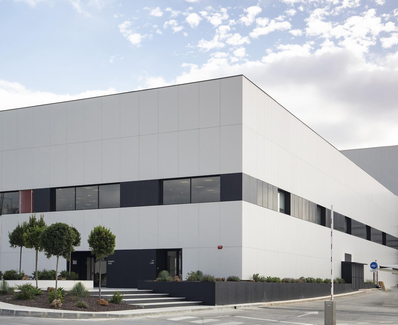 Image of Centro I D Cosentino 1 in Cosentino opens its own R&D&I Centre - Cosentino