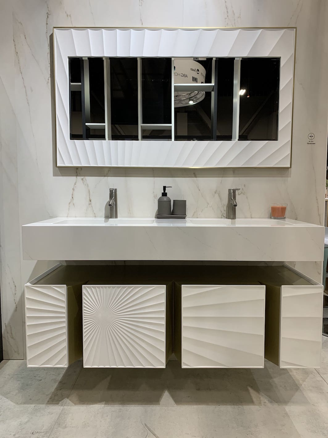 Image of in Cosentino's next generation of innovations and applications took center stage at HD Expo 2021 - Cosentino