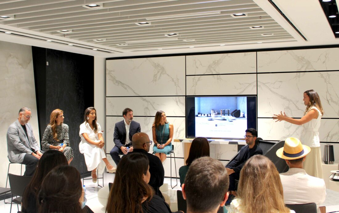 Image of 3 web in Cosentino celebrates the global launch of its debut Dekton Capsule Collection - Cosentino