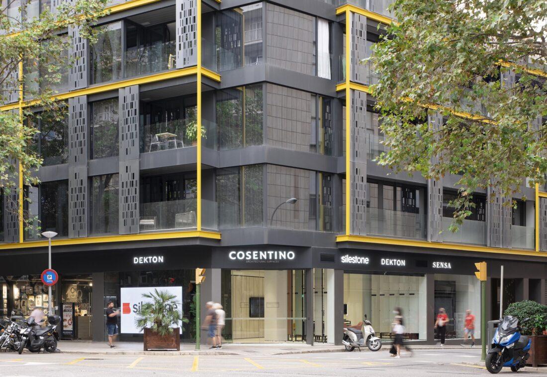 Image of Cosentino City Mallorca in Cosentino deploys its innovative distribution and service model in the Balearic Islands - Cosentino