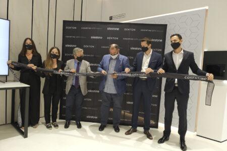 Image of Inauguracion City Mallorca in Cosentino celebrates the global launch of its debut Dekton Capsule Collection - Cosentino