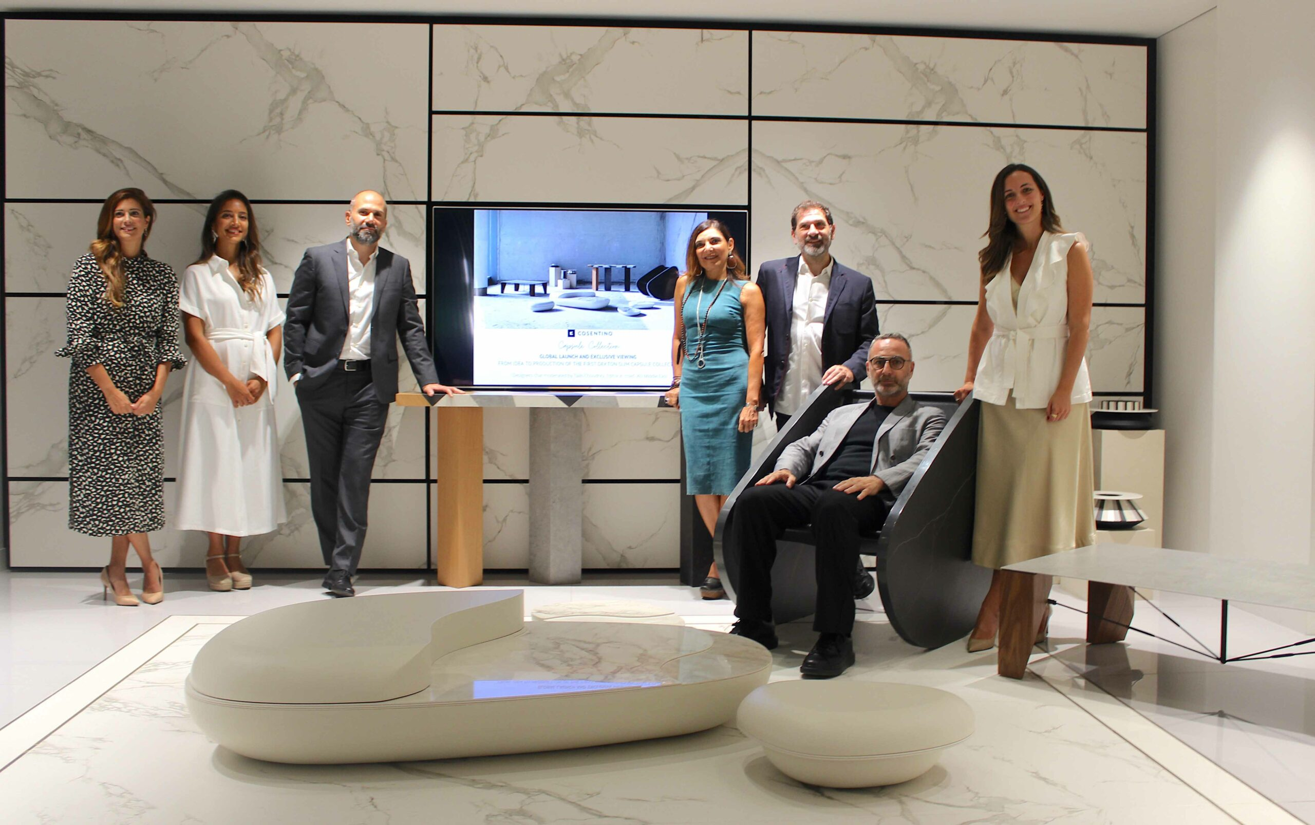 Image of Main web scaled in Cosentino celebrates the global launch of its debut Dekton Capsule Collection - Cosentino