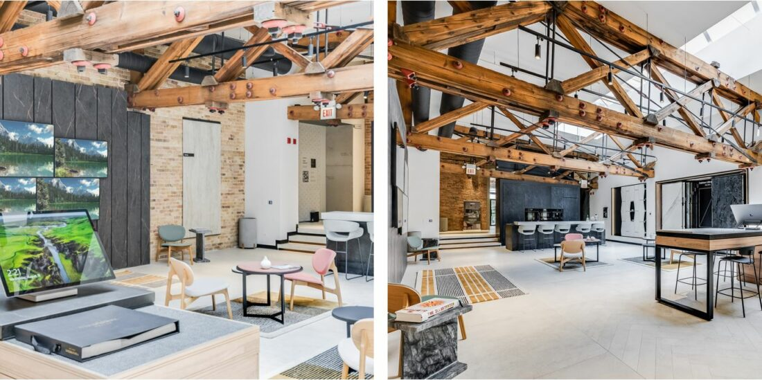 Image of chicago 1 in Opening of new Cosentino City Chicago - Cosentino