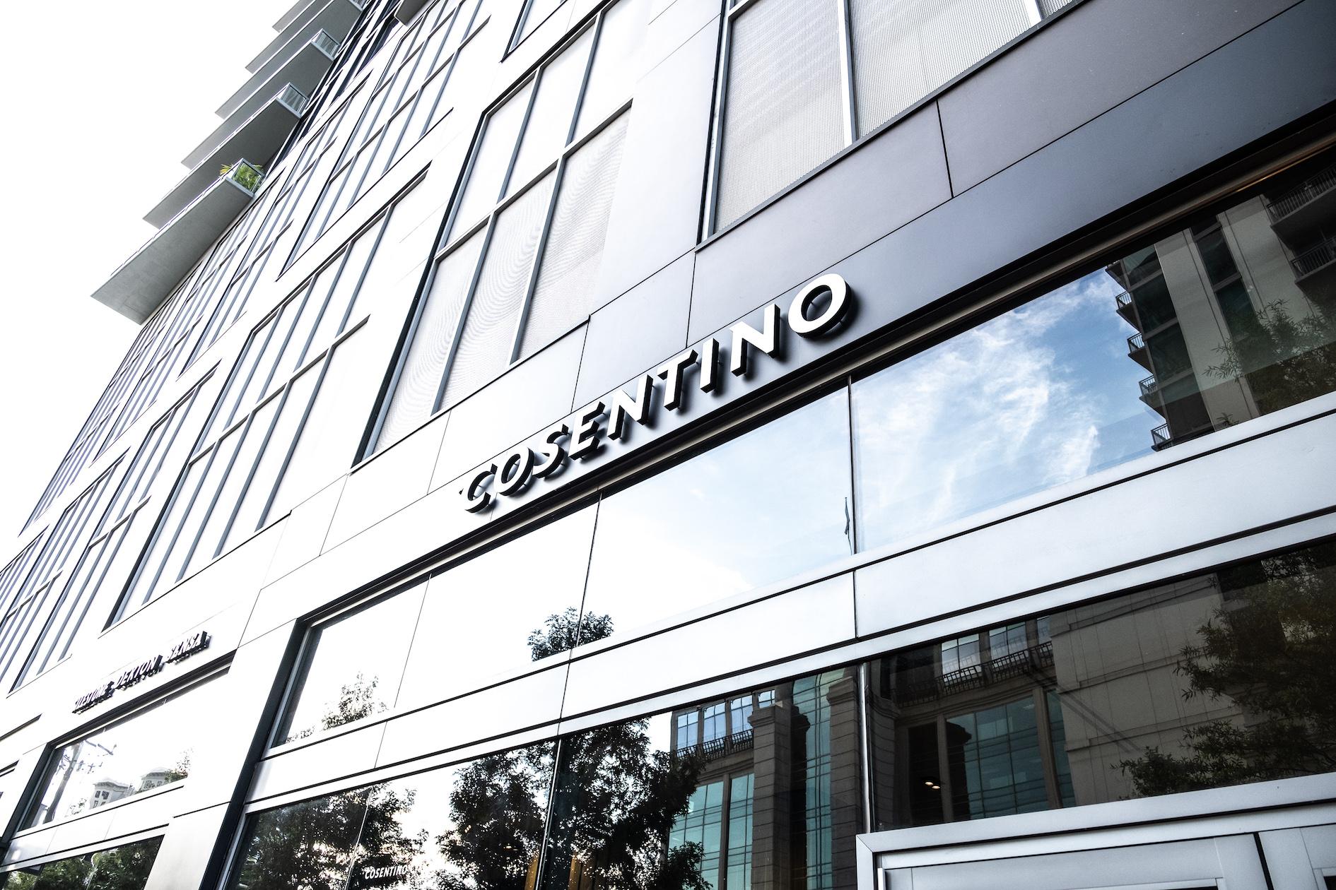 Image of Cosentino City Atlanta Facade in Cosentino opens new Atlanta City - Cosentino