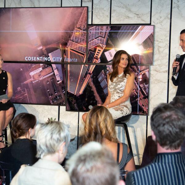 Image of Cosentino City Atlanta Q A event in Cosentino opens new Atlanta City - Cosentino