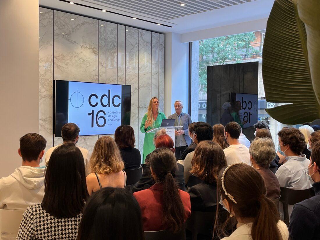 Image of Presentacion CDC 16 in Cosentino launches Cosentino Design Challenge 16 - Cosentino